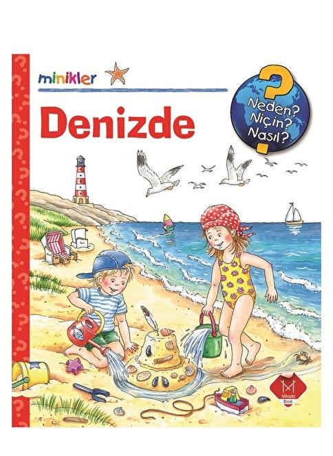 Mikado Ravensburger Minikler Serisi - Denizde Renkli